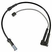 SW-0495 Front Euro-Stop Electronic Brake Wear Sensors