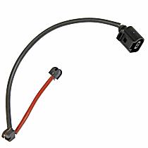 SW-1543 Front OR Rear Euro-Stop Electronic Brake Wear Sensors