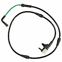 Powerstop SW-1642 Brake Pad Sensor - Direct Fit Sold individually Front