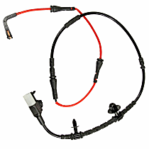 Powerstop SW-1647 Brake Pad Sensor - Direct Fit Sold individually Rear Driver Or Passenger Side