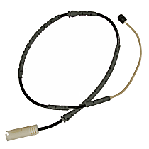 Powerstop SW-0467 Brake Pad Sensor - OE Length, Direct Fit Sold individually