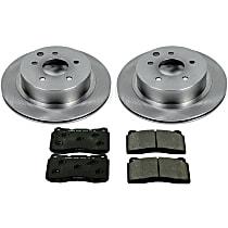 Powerstop Brake Disc and Pad Kit