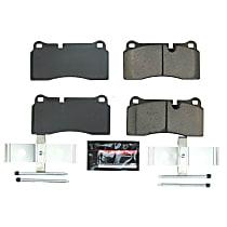 Z23 Evolution Sport Rear Brake Pad Set
