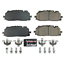 Z23 Evolution Sport Front Brake Pad Set