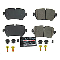 Z23-1895 Z23 Evolution Sport Rear Brake Pad Set