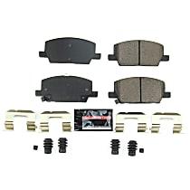Z23-2019 Z23 Evolution Sport Front Brake Pad Set