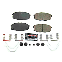 Z23-2035 Z23 Evolution Sport Front Brake Pad Set