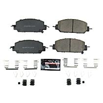 Z23-2036 Z23 Evolution Sport Front Brake Pad Set