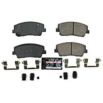 Z23 Evolution Sport Front Brake Pad Set