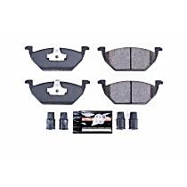 Z23 Evolution Sport Carbon-Fiber Front Brake Pad Set