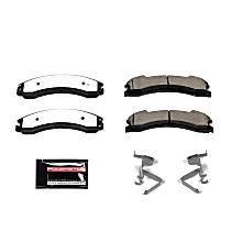 Z36 Extreme Truck And Tow Carbon-Fiber Ceramic Brake Pad Set