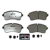 Z36 Extreme Truck And Tow Front Brake Pad Set