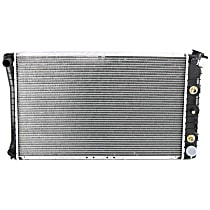 Radiator, With Auto Trans Cooler, Without Engine Oil Cooler