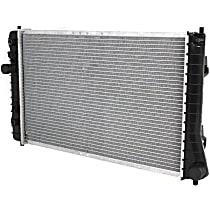 Radiator, 2.3L/2.4L 4cyl Engines