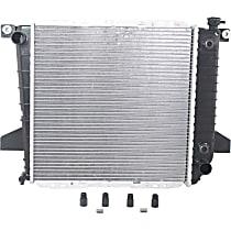 Radiator, 2.3L W/Automatic Trans