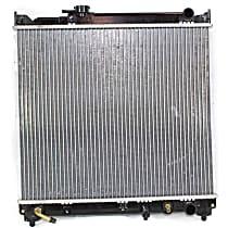 Radiator, 1.6L