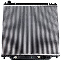 Radiator, 2.25 in. Core Size; 6.8L/7.3L Engines