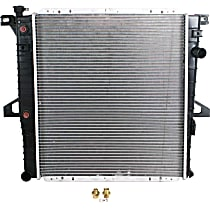 Radiator, 1 in. Core Size