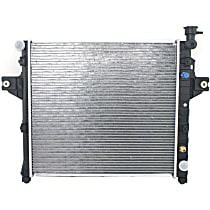 Radiator, L8 4.7L