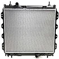 Radiator, Non-Turbo Engine
