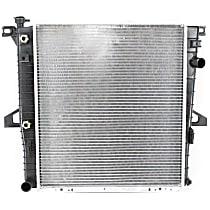Radiator, 4.0L V6
