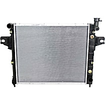 Radiator, 4.7L Engine