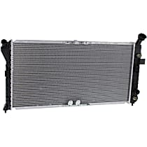 Radiator, Supercharged, 1 Inch Thick Core