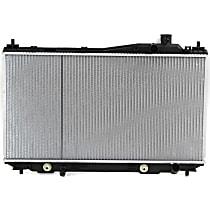 Radiator, 4Cyl 1.7L
