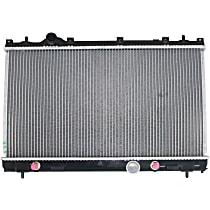 Radiator, 4-spt Automatic Transmission