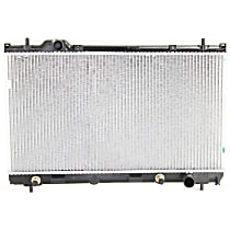 Radiator, 3-spt Automatic Transmission or Manual Transmission