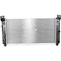 Radiator, 34 Inch Core, With Engine Oil Cooler