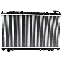 Radiator, 4cyl 2.5L Eng. w/Auto Transmission
