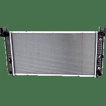 Radiator - 34 x 17.25 x 1 in. Core Size