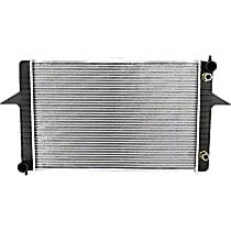 Radiator, Turbo Models