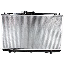 Radiator, without Sensor Port (excluding Type S)