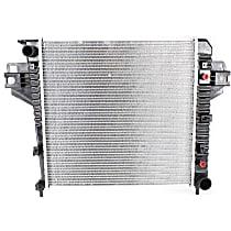 Radiator, 3.7L, With Internal Trans Cooler