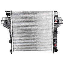 Radiator, 3.7L, With Internal Trans Cooler