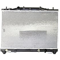 Radiator, 3.2L Engine With Automatic Transmission