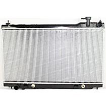 Radiator, Fits Dual Fan type
