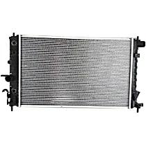 Radiator, 4Cyl 2.2L