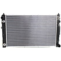 Radiator, Fits Automatic Transmission Only