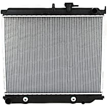 Radiator, 4cyl/5cyl Engines