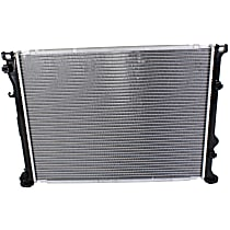 Radiator, Standard Duty Cooling, 1 in. Core Size