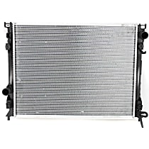 Radiator, Heavy Duty Cooling, 1.25 in. Core Size