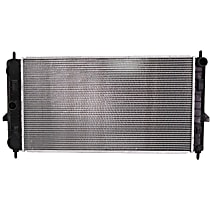 Radiator, 2.0L Engine, Manual Transmission