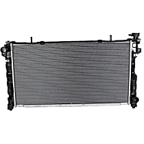 Radiator, 6cyl Engine