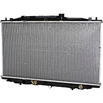 Radiator, 4 Cyl Automatic Transmission, Denso Type