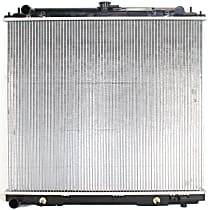 Radiator, 2.5L Engine, 4 Cyl