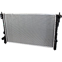 Radiator, With Tow Package
