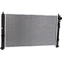 Radiator, Without Off-Road Package